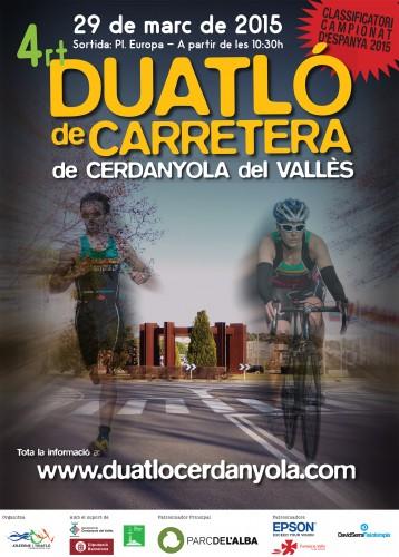 EPSON refuerza su compromiso con el deporte con el patrocinio del Duatlón de Cerdanyola del Vallès