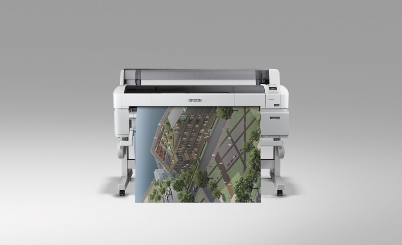 Epson announces global partnership with Nemetschek Allplan Systems
