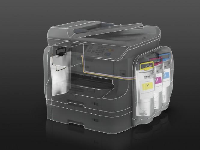 Epson's eerste zakelijke printers die gebruikmaken van PrecisionCore