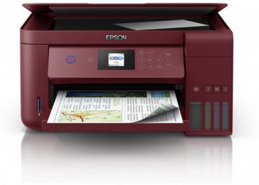 Бездоганно білий і кардинально червоний: Epson представляє нові БФП серії «Фабрика друку Epson»
