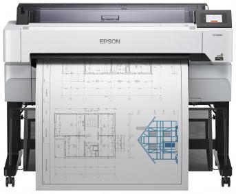 Epson SureColor SC-T5400M— універсальний мультитул для інженерного друку