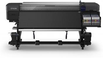 Перший сублімаційний принтер Epson з флуоресцентним чорнилом