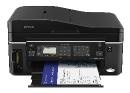 Epson® Stylus SX600FW – stylowe połączenie drukarki, skanera, kopiarki i faksu z obsługą Wi-Fi