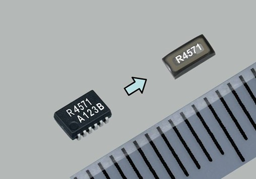 Spoločnosť Epson Toyocom vyvíja najmenšie nízkoprúdové moduly hodín reálneho času na svete