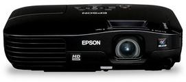Štýlový videoprojektor EH-TW450 HD Ready spoločnosti Epson: dokonalý pre moderný život