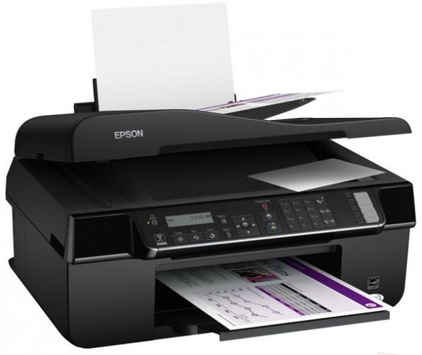 Nová multifunkčná podniková atramentová tlačiareň Epson® prináša nižšie náklady na stránku farebnej tlače než laserová konkurencia