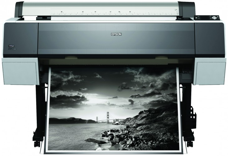 Epson Cashback-Aktion für Großformatdrucker