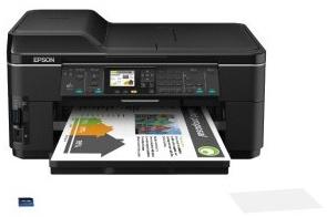 Společnost Epson představuje první skutečné multifunkční tiskárny formátu A3