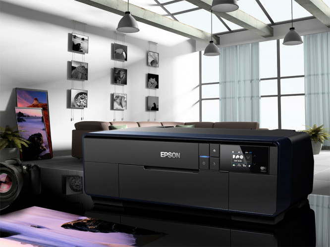 Epson shows extensive range of technologies at The Photography Show