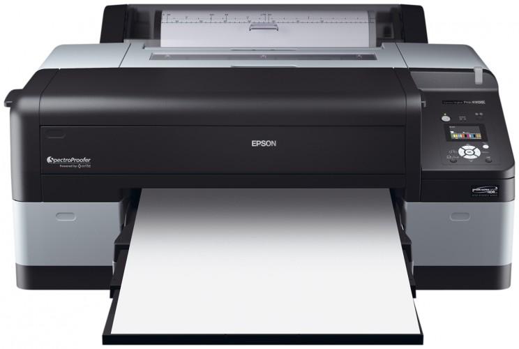 Nieuwe 17-inch printer bereikt 98% PANTONE -dekking