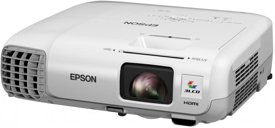 Epson führend bei Projektoren