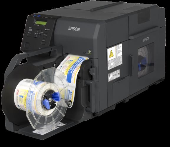 Empack 2019: Epson destaca soluções inovadoras de etiquetagem
