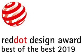 Epson Drucker gewinnen erstmals Red Dot: Best of the Best Award