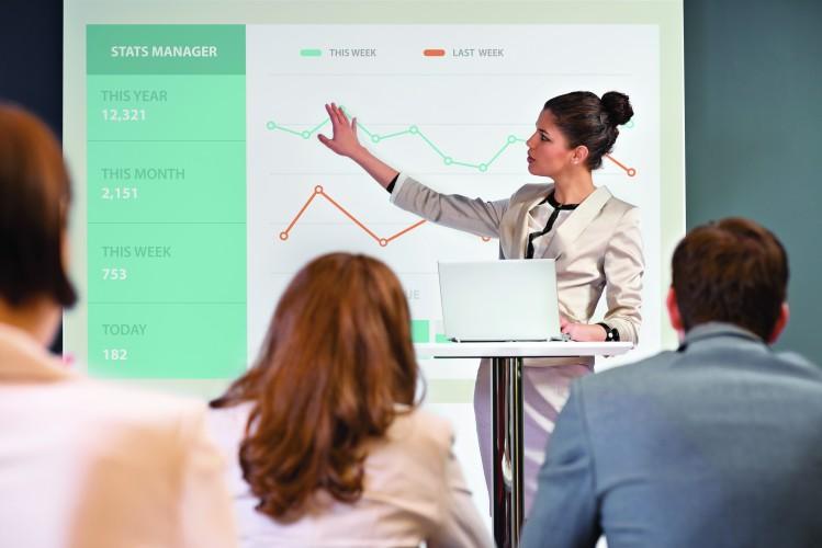 Secretos de una presentación motivadora