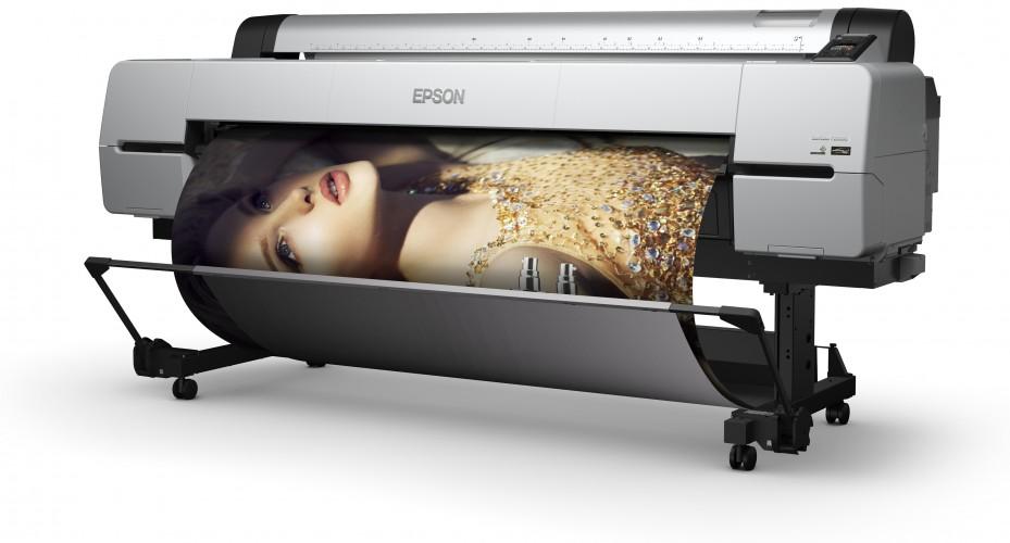 Supersnelle printer produceert foto's van groot formaat met uitzonderlijk hoge kwaliteit