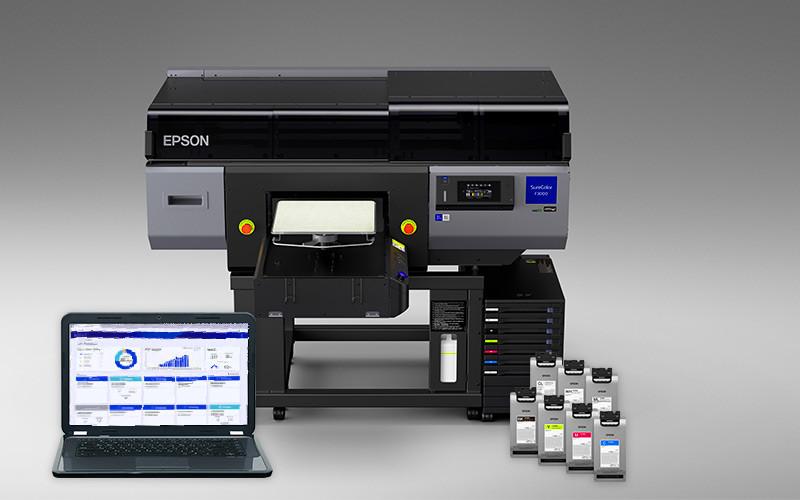 Epson najavio GOTS odobrenje za svoju UltraChrome DG tintu