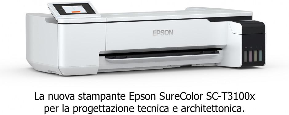 Epson annuncia nuove stampanti di largo formato per la progettazione tecnica. E non solo.
