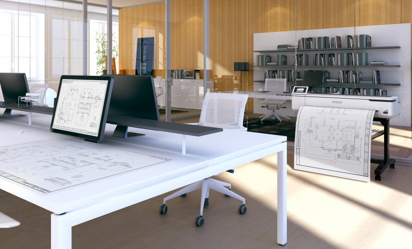 Epson lleva la última generación de impresoras de gran formato a la feria Rebuild Madrid