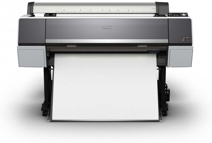 Neue großformatige Epson SureColor SC-P-Modelle