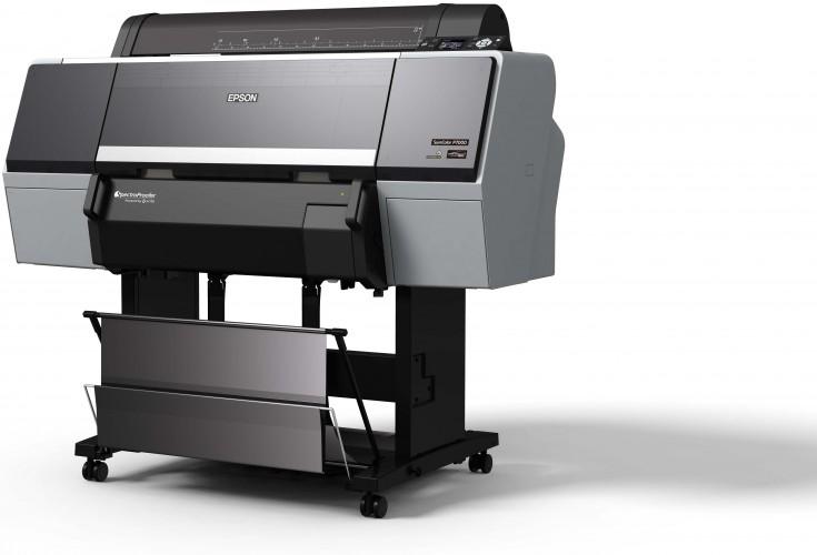 La nueva impresora SureColor SC-P7000V debuta en Europa en LabelExpo
