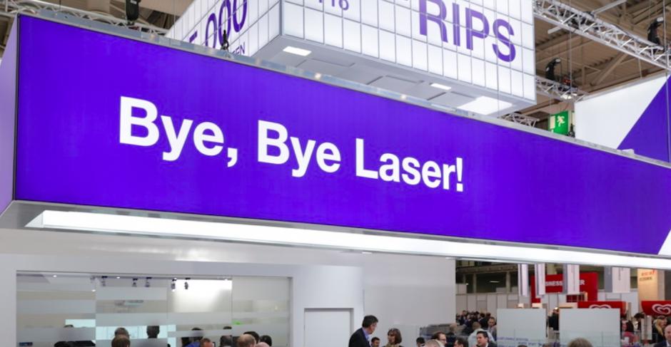 Laser- und Tintenstrahlmythen im Vergleich