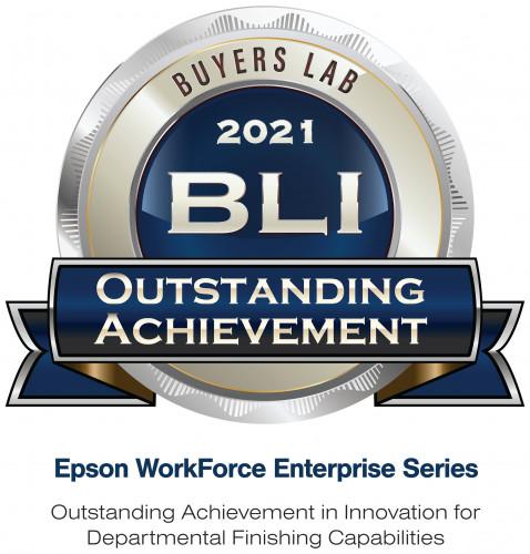 Epson gewinnt BLI Winter 2021 Pick und Outstanding Achievement Awards