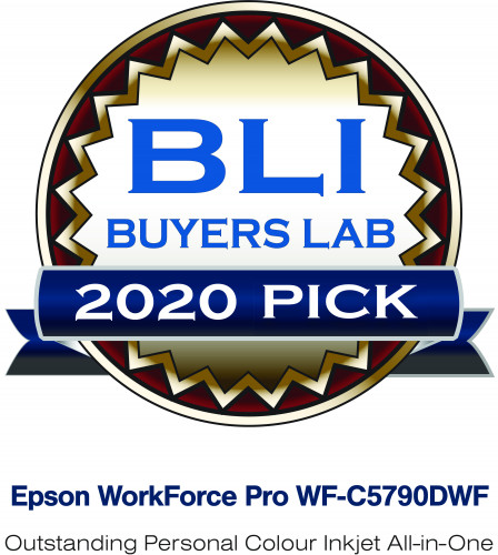 Epson secures three Outstanding accolades as part of the Keypoint Intelligence - Buyers Lab Summer 2020 Pick Awards