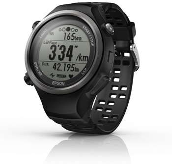Epson's Runsense GPS sports monitor with built-in optical heart rate sensor technology available now