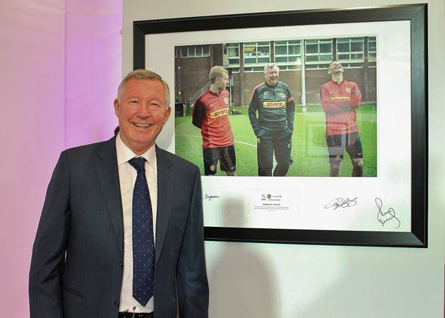 Epson supports Manchester United's 15th 'United for Unicef' Anniversary