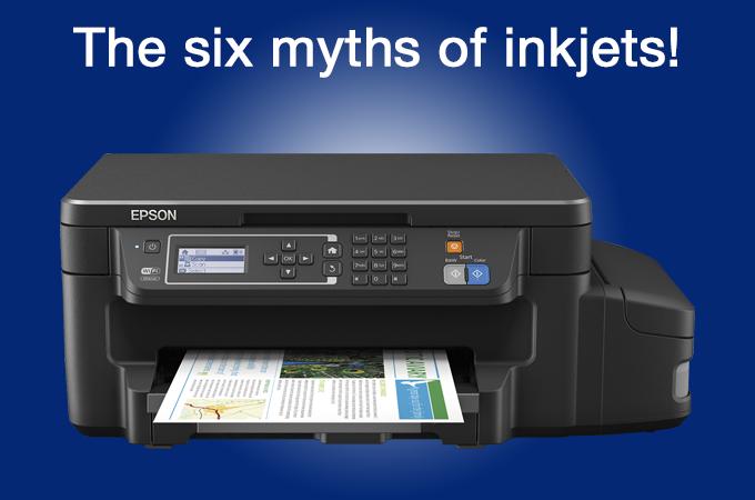 Razbijanje mita: Šest uobičajenih zabluda o poslovnom inkjet ispisu