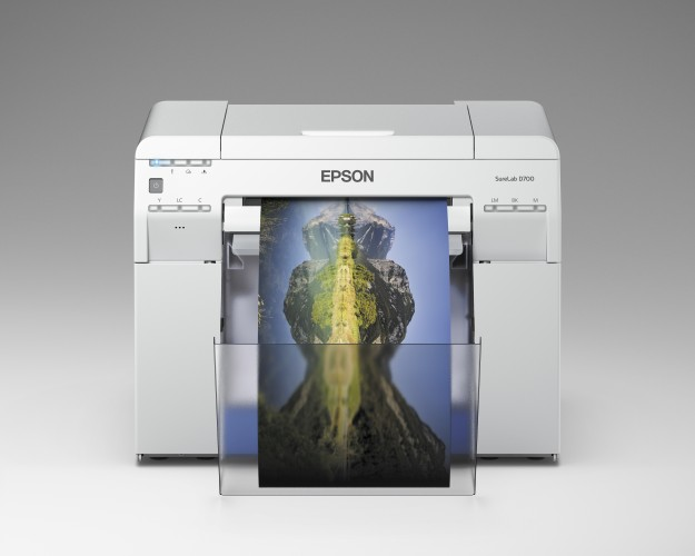 Boost your production with Epson's new SureLab D700 photo printer