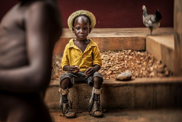 Digigraphie-Interview-Reihe: Antonio Aragon - Gewinner des Unicef-Foto des Jahres