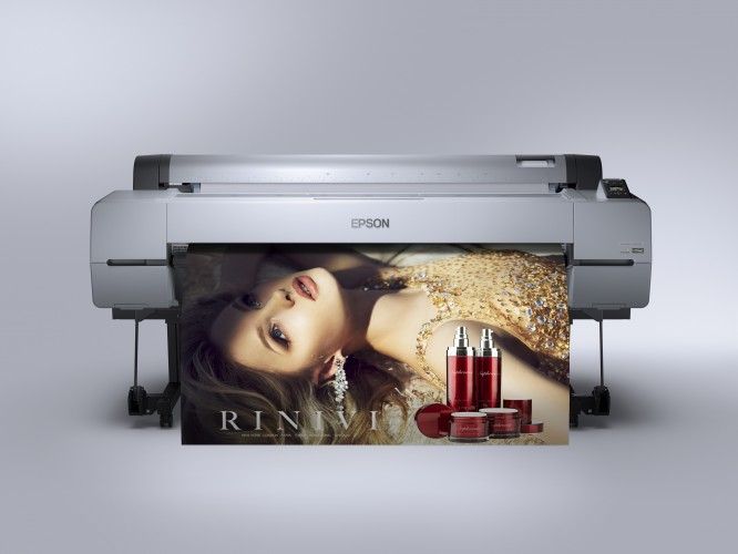 Nieuwe supersnelle Epson SureColor printer sleept EDP Award in de wacht