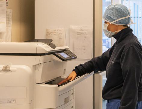 Make the switch: la tecnologia inkjet entra nel settore sanitario