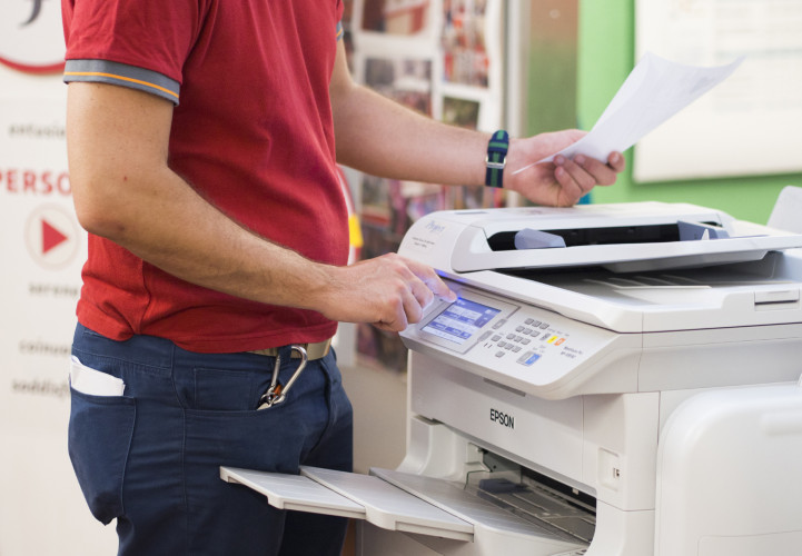 Il mondo retail può ridurre l'impatto ambientale con la tecnologia inkjet