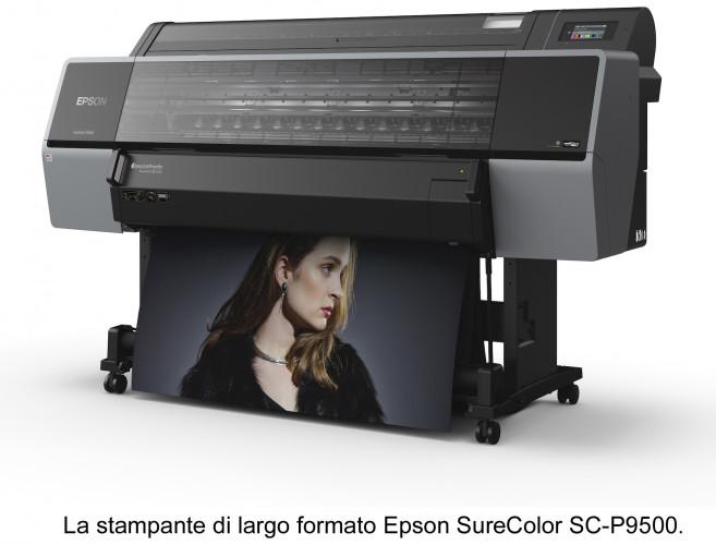 Epson presenta le sue prime stampanti a 12 colori per foto e prove colore.