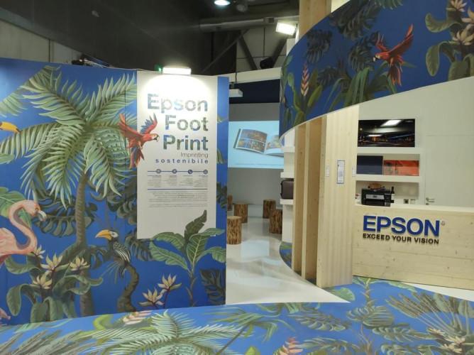 Epson a Viscom 2021: una presenza all'insegna della sostenibilità ambientale
