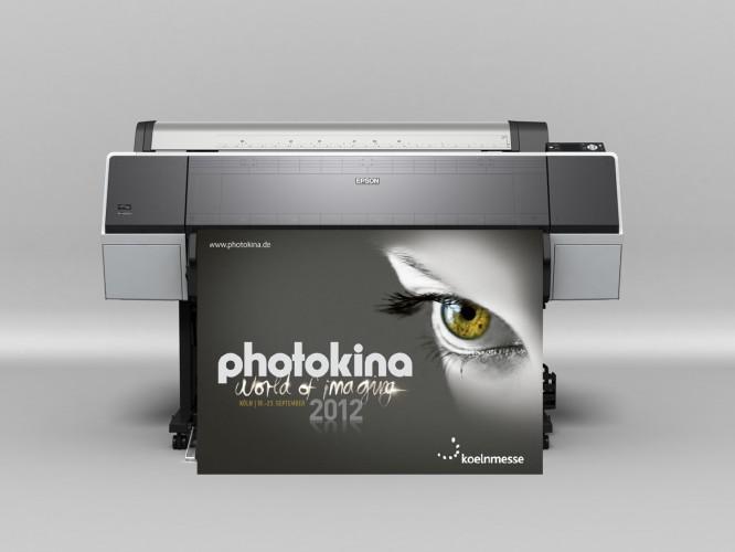 photokina Cash-Back für Epson Large-Format-Drucker