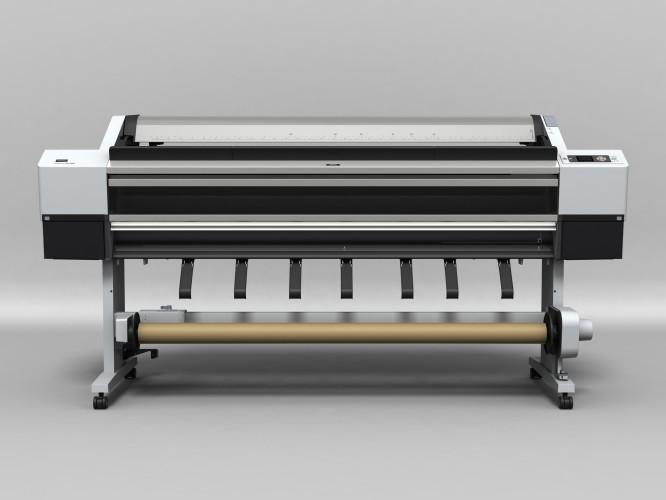 """NEU! Der erste Epson 64"""" LFP: Epson Stylus PRO 11880 kommt mit der neuesten Epson Druckkopf- und Tintentechnologie"""