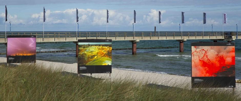 Fotografie zum Anfassen beim Umweltfotofestival in Zingst