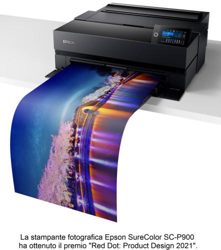 """Per la quinta volta consecutiva, le stampanti fotografiche Epson vincono il premio """"Red Dot: Product Design"""""""