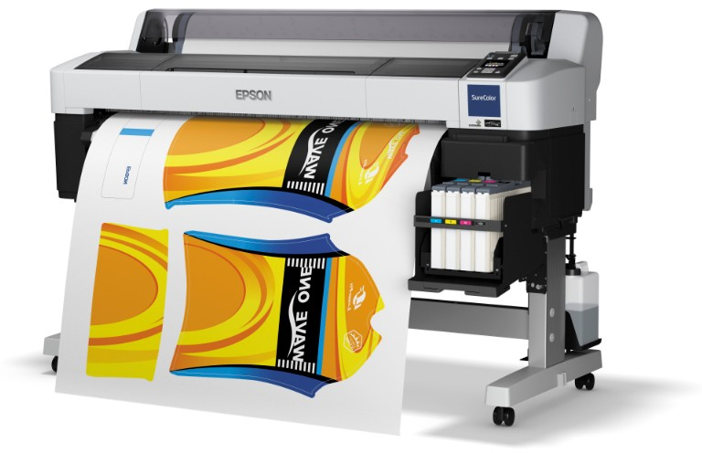 Epson demonstrates latest flexible technology for interior décor products at Heimtextil