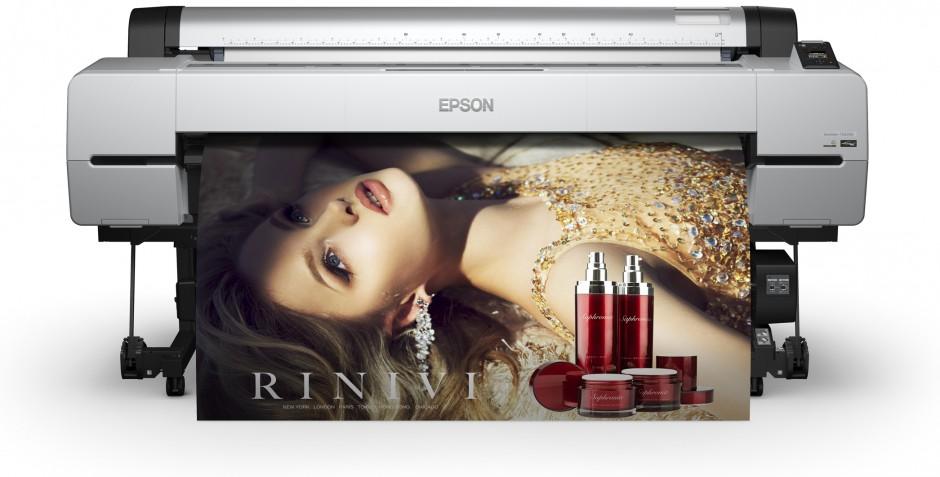 Neuer Epson Produktionsdrucker für Fotos