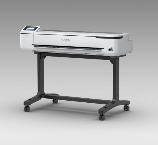 Kompakt, modern: Neue Epson Großformatdrucker für CAD, GIS und POS