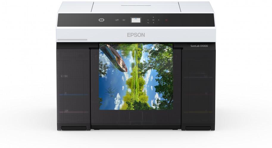 Epson presenterar en ny banbrytande produkt för fotoproduktion