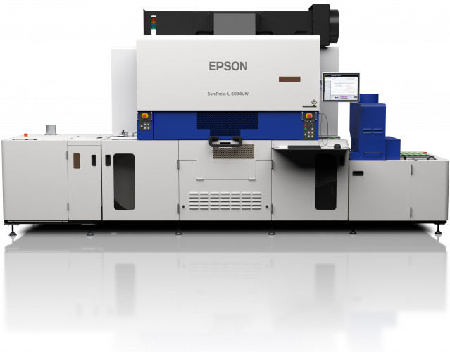 Epson to showcase widest range of digital label printers and presses at Labelexpo 2017