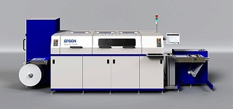 Epson SurePress Digital Label Press Sales Hit One Hundred Worldwide