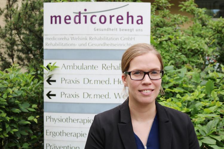 Das Gesundheitsunternehmen medicoreha Welsink