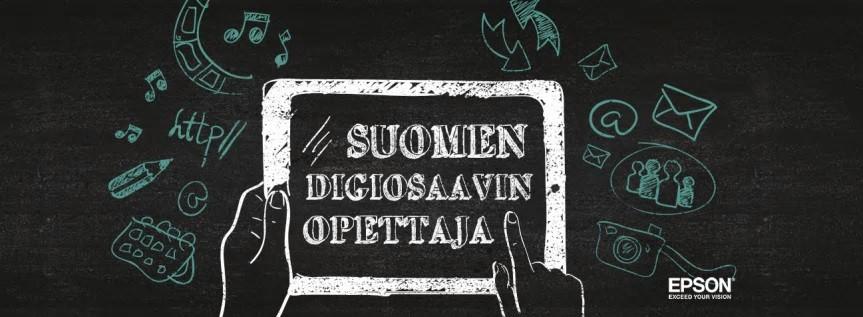 Mari Orkolasta Suomen digiosaavin opettaja