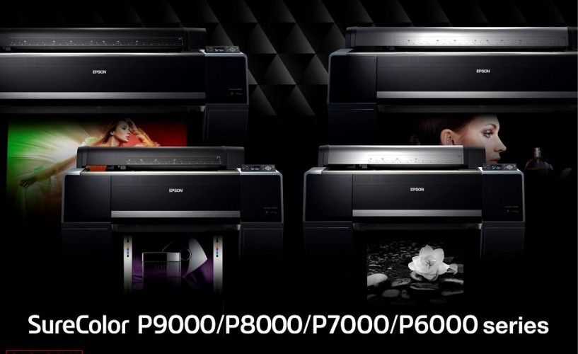 EPSON renouvelle sa gamme d'imprimantes professionnelles Photo et Prépresse !!!